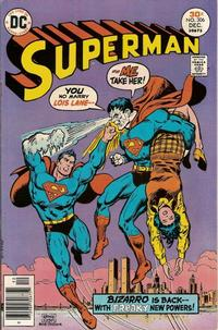 Cover Thumbnail for Superman (DC, 1939 series) #306