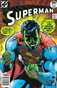 Cover Thumbnail for Superman (DC, 1939 series) #317