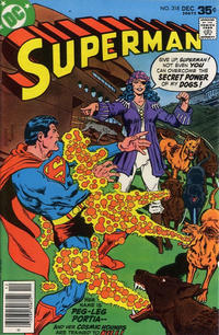 Cover Thumbnail for Superman (DC, 1939 series) #318