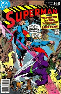 Cover Thumbnail for Superman (DC, 1939 series) #322