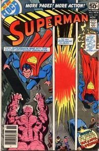 Cover Thumbnail for Superman (DC, 1939 series) #329