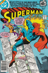 Cover for Superman (DC, 1939 series) #335 [Whitman Variant]