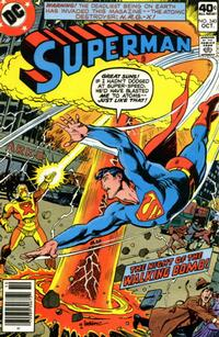 Cover Thumbnail for Superman (DC, 1939 series) #340
