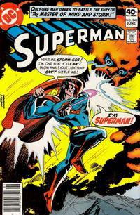 Cover Thumbnail for Superman (DC, 1939 series) #348