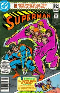 Cover Thumbnail for Superman (DC, 1939 series) #351