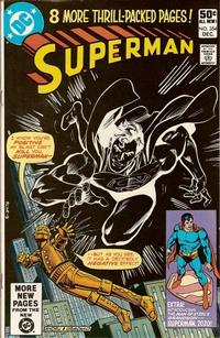 Cover Thumbnail for Superman (DC, 1939 series) #354 [Direct Sales]