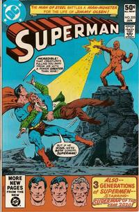 Cover Thumbnail for Superman (DC, 1939 series) #355 [Direct]