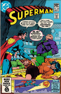 Cover Thumbnail for Superman (DC, 1939 series) #363 [Direct Sales]