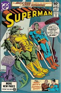 Cover Thumbnail for Superman (DC, 1939 series) #366 [Direct]