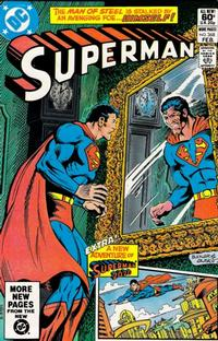 Cover Thumbnail for Superman (DC, 1939 series) #368 [Direct]
