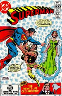 Cover Thumbnail for Superman (DC, 1939 series) #373