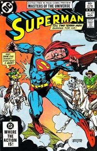 Cover Thumbnail for Superman (DC, 1939 series) #377