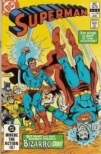 Cover Thumbnail for Superman (DC, 1939 series) #379 [Direct Sales]
