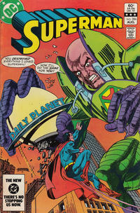 Cover Thumbnail for Superman (DC, 1939 series) #386 [Direct-Sales]