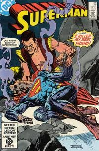 Cover Thumbnail for Superman (DC, 1939 series) #390 [Direct-Sales]