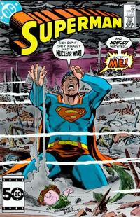 Cover Thumbnail for Superman (DC, 1939 series) #408 [Direct Sales]
