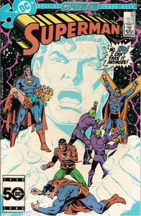Cover Thumbnail for Superman (DC, 1939 series) #414 [Direct]