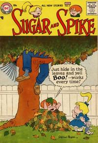 Cover Thumbnail for Sugar & Spike (DC, 1956 series) #5