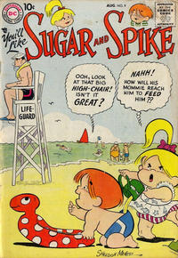 Cover Thumbnail for Sugar & Spike (DC, 1956 series) #9