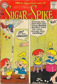 Cover Thumbnail for Sugar & Spike (DC, 1956 series) #11