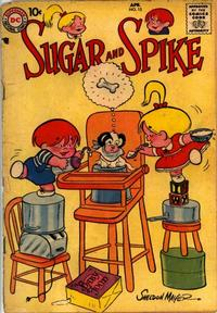 Cover Thumbnail for Sugar & Spike (DC, 1956 series) #15