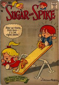 Cover Thumbnail for Sugar & Spike (DC, 1956 series) #16