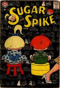 Cover Thumbnail for Sugar & Spike (DC, 1956 series) #21