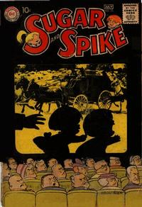 Cover Thumbnail for Sugar & Spike (DC, 1956 series) #23