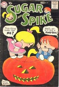 Cover Thumbnail for Sugar & Spike (DC, 1956 series) #25