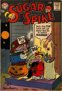 Cover Thumbnail for Sugar & Spike (DC, 1956 series) #31