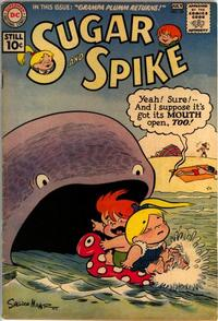 Cover Thumbnail for Sugar & Spike (DC, 1956 series) #35