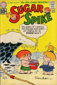 Cover Thumbnail for Sugar & Spike (DC, 1956 series) #36