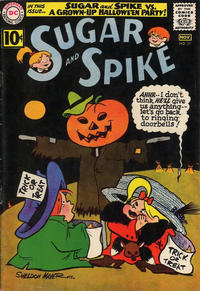Cover Thumbnail for Sugar & Spike (DC, 1956 series) #37