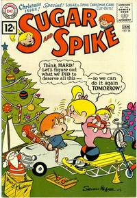 Cover Thumbnail for Sugar & Spike (DC, 1956 series) #38