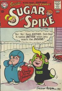 Cover Thumbnail for Sugar & Spike (DC, 1956 series) #51