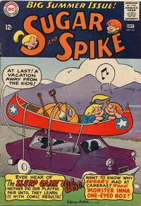 Cover Thumbnail for Sugar & Spike (DC, 1956 series) #60