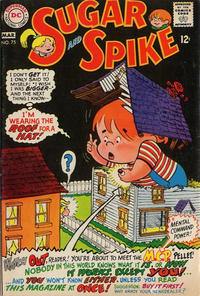 Cover Thumbnail for Sugar & Spike (DC, 1956 series) #75