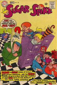 Cover Thumbnail for Sugar & Spike (DC, 1956 series) #78