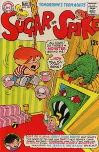 Cover Thumbnail for Sugar & Spike (DC, 1956 series) #80