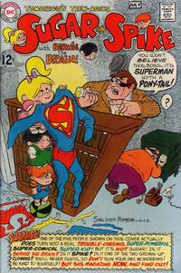 Cover Thumbnail for Sugar & Spike (DC, 1956 series) #83