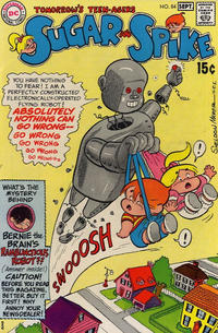 Cover Thumbnail for Sugar & Spike (DC, 1956 series) #84