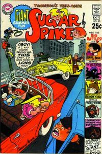 Cover Thumbnail for Sugar and Spike (DC, 1956 series) #85