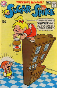 Cover Thumbnail for Sugar & Spike (DC, 1956 series) #89