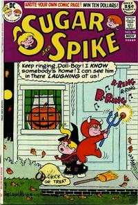 Cover Thumbnail for Sugar & Spike (DC, 1956 series) #98