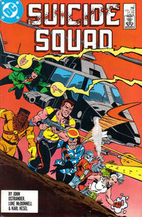 Cover Thumbnail for Suicide Squad (DC, 1987 series) #2 [Direct Edition]