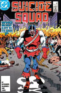 Cover Thumbnail for Suicide Squad (DC, 1987 series) #4 [Direct Sales]