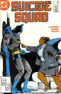 Cover Thumbnail for Suicide Squad (DC, 1987 series) #10
