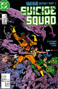 Cover Thumbnail for Suicide Squad (DC, 1987 series) #15