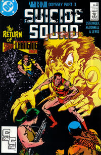 Cover Thumbnail for Suicide Squad (DC, 1987 series) #16