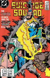 Cover Thumbnail for Suicide Squad (DC, 1987 series) #17